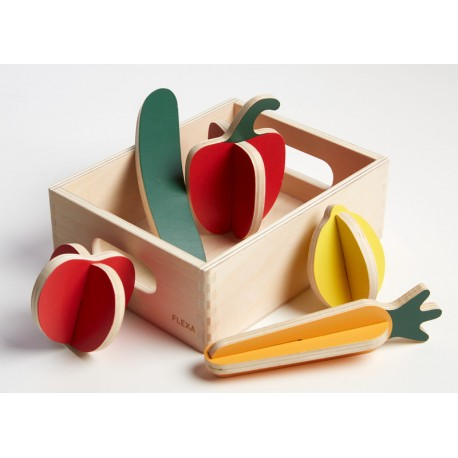 FLEXA Gemüse Set