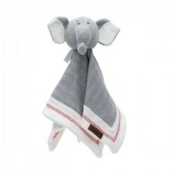 LOVEY Schmusetuch Elefant