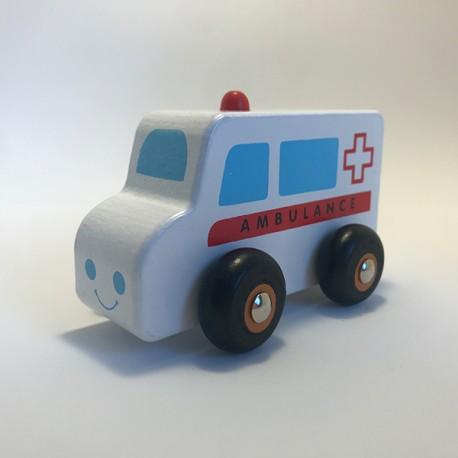 Viga Rettungsauto