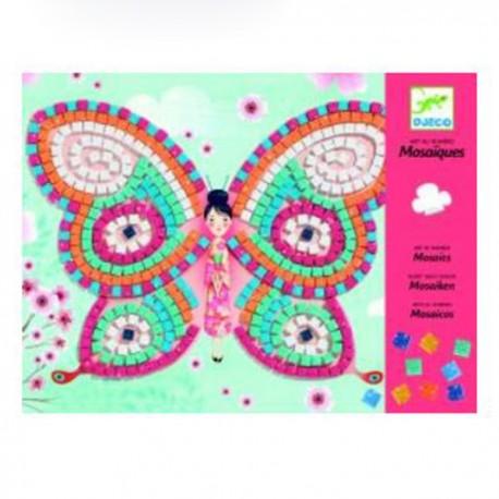 Mosaik Schmetterlinge - SOFORT VERFÜGBAR