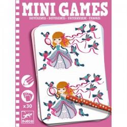 Mini Games Fehlersuche pink - SOFORT VERFÜGBAR