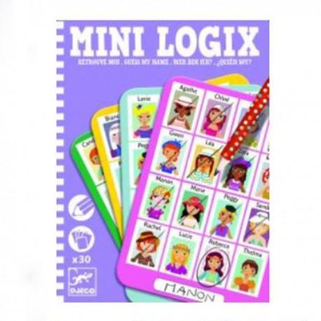 Mini Logix Wer bin ich? - SOFORT VERFÜGBAR