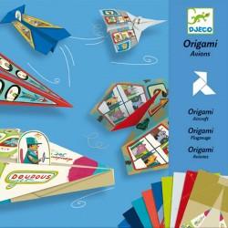 Origami Flugzeuge - SOFORT VERFÜGBAR
