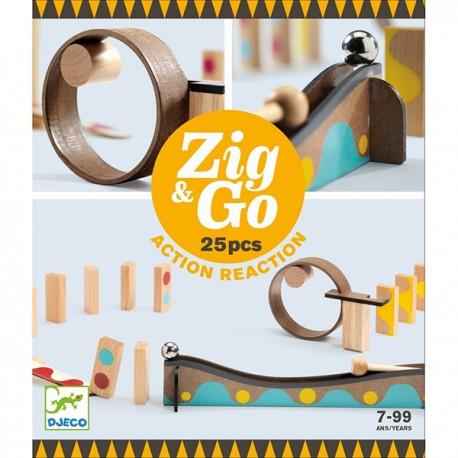 Zig & Go 25pcs - SOFORT VERFÜGBAR