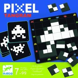 Pixel Tangram - SOFORT VERFÜGBAR