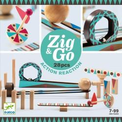 Zig & Go 28pcs - SOFORT VERFÜGBAR