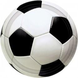 "Pappteller ""Fußball"""