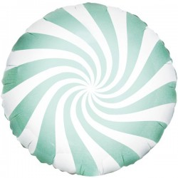 Folienballon Candy mint - SOFORT VERFÜGBAR