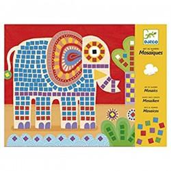 Mosaik Elefant - SOFORT VERFÜGBAR