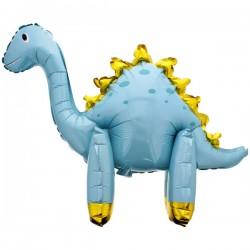 Folienballon Dinosaurier - SOFORT VERFÜGBAR