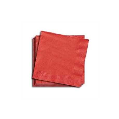 Ritter-Servietten rot