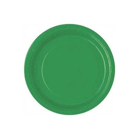 Dino-Teller dunkelgrün