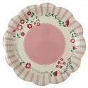 meri meri I'm a princess small plate